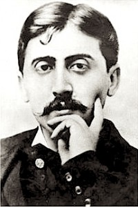 Marcel Proust in 1900